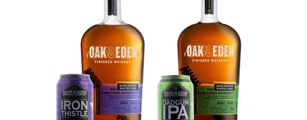 Oak & Eden Beer Finished Whiskey