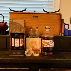 Peerless Bourbon Inaugural Release 1 Week Tasting