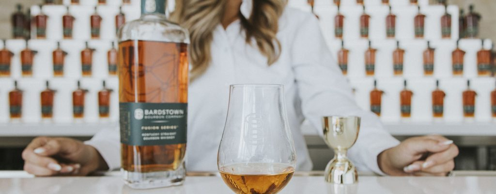 Bardstown Bourbon Company Vistors Center Tasting Bar