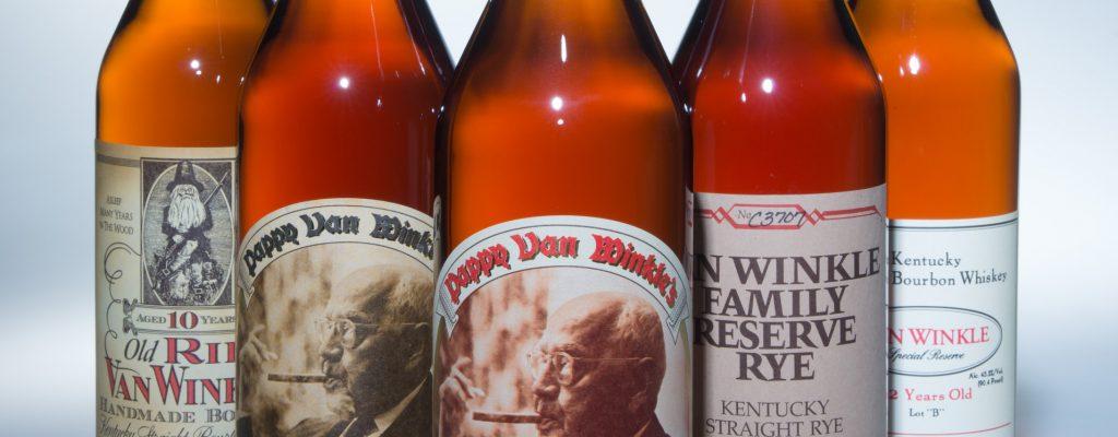 2019 Van Winkle Bourbon Collection