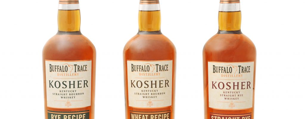 Buffalo Trace Kosher Whiskey