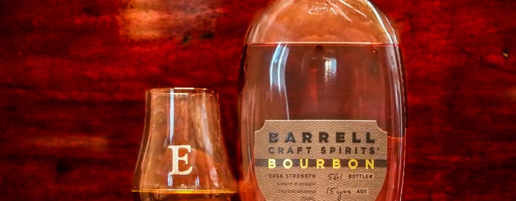Barrell Craft Spirits 15 year 2019 release