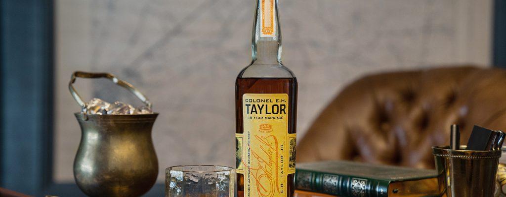 Buffalo Trace Releases EHT 18 YO Marriage Bourbon