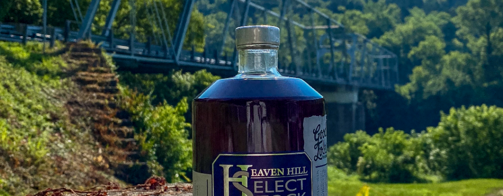 Heaven Hill Select Stock Finished in Good Folks Coffee Barrel