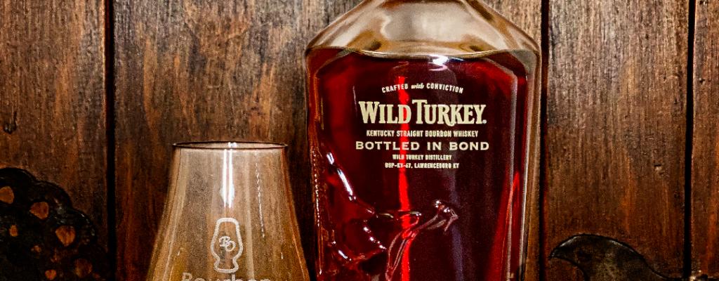 Wild Turkey 17 Year Old Bottled in Bond Bourbon