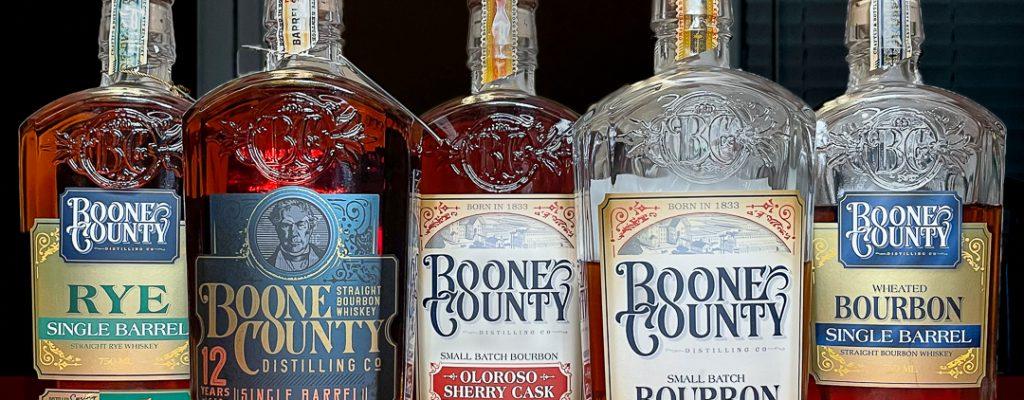 Boone County Distilling Co Bourbon