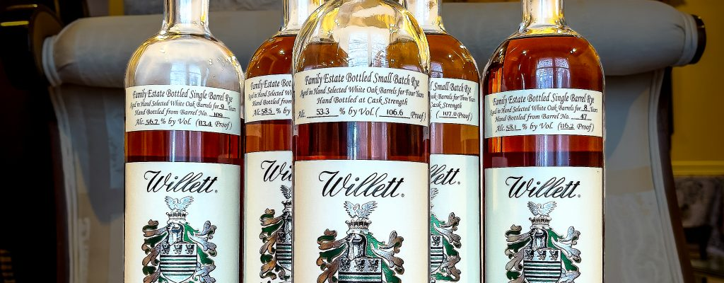 Willett Four Year Old Rye Review