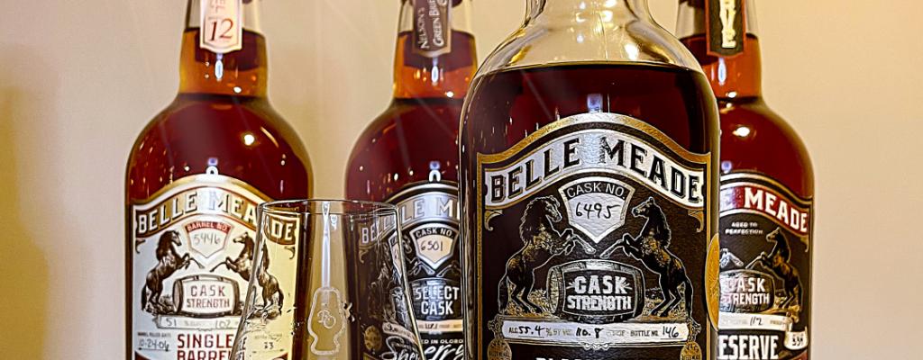 Belle Meade Black Belle Bourbon Review