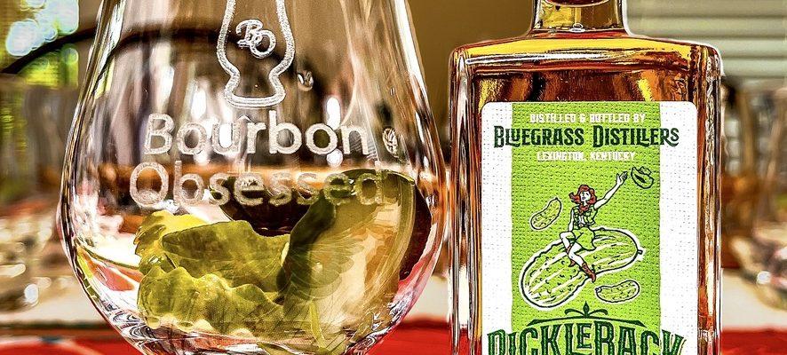 Bluegrass Distillers Pickleback Bourbon