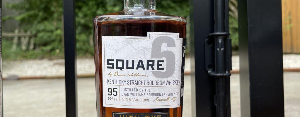 Evan Williams Square 6 Bourbon