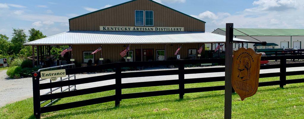 Kentucky Artisan Distillery - The Home of Jefferson's Bourbon