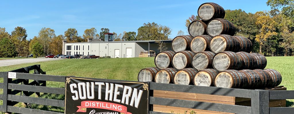 Video Tour of Southern Distilling Company