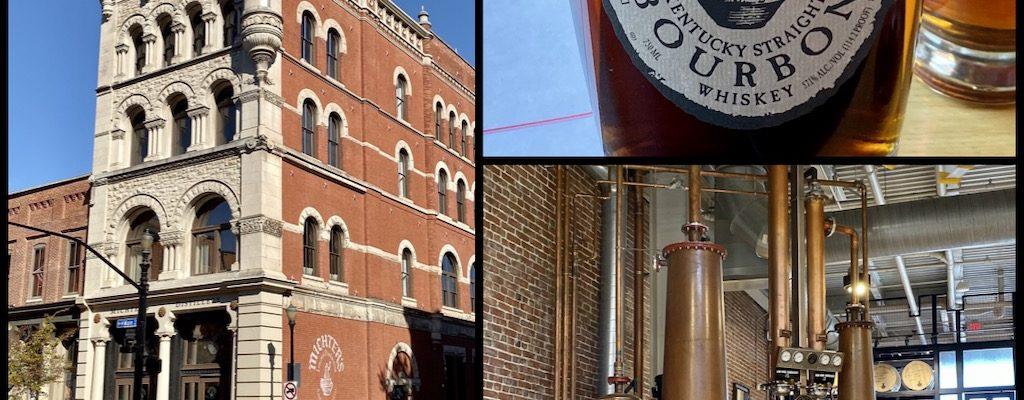 Michter's Fort Nelson Distillery