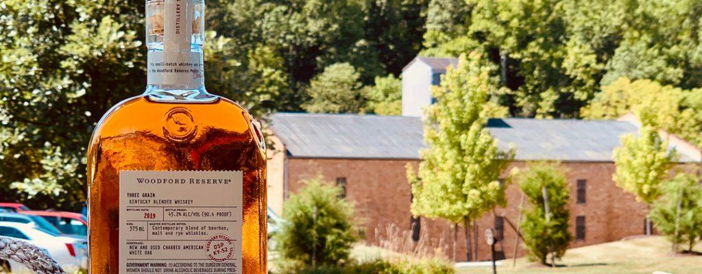Woodford Distillery Series Three Grain