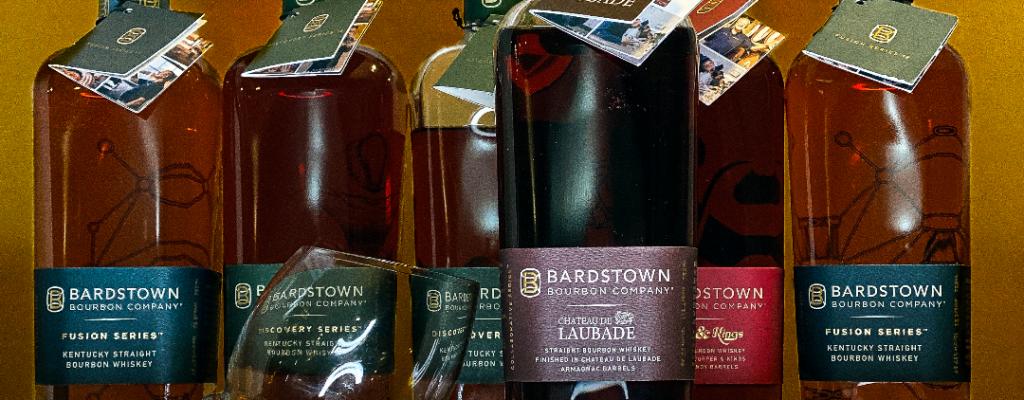 Bardstown Bourbon Company Château de Laubade Bourbon