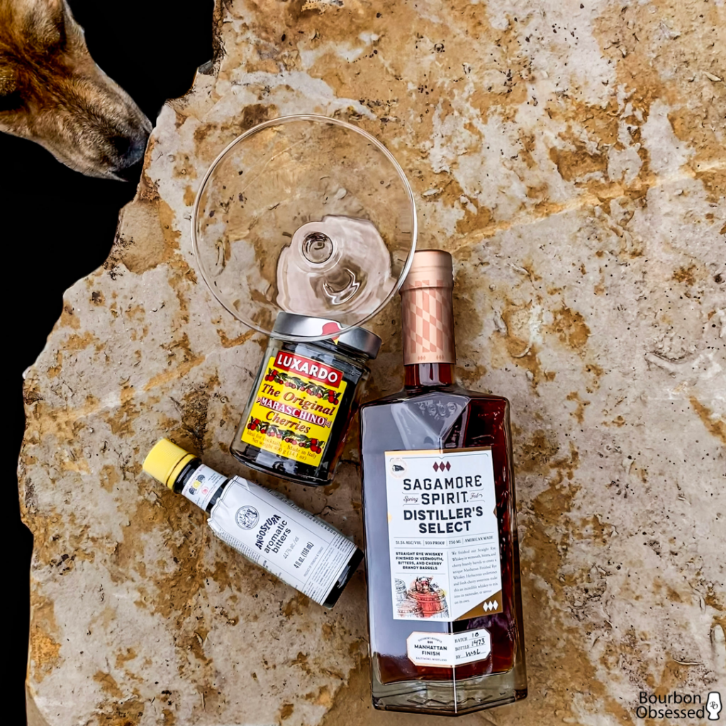 Sagamore Spirit Manhattan Finish Rye Review​
