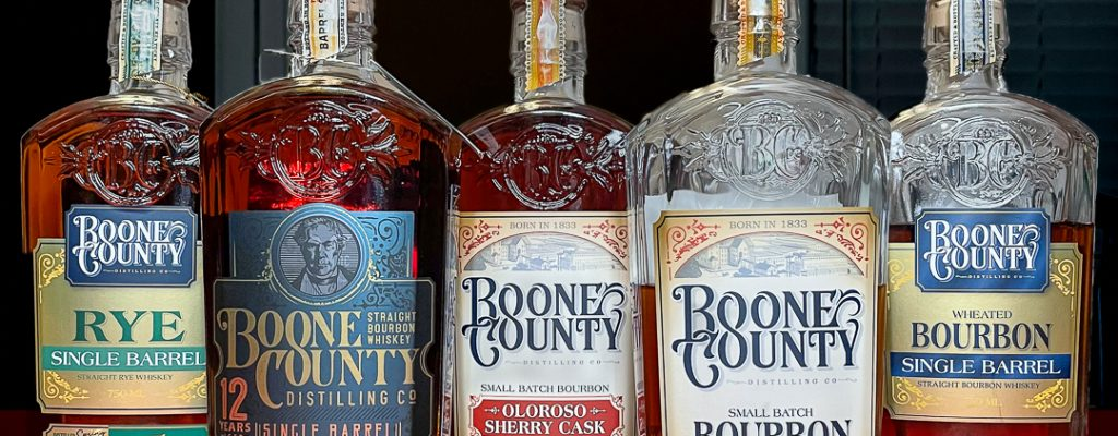 Boone County Distilling Co Bourbon