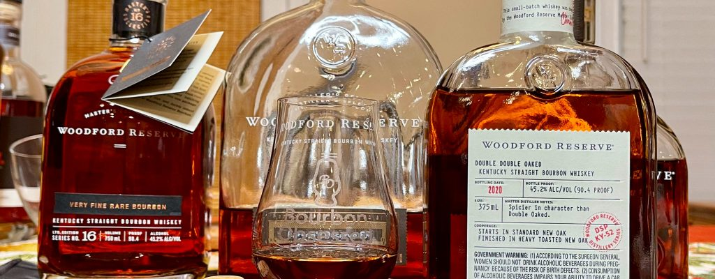 Woodford Double Double Oaked 2020