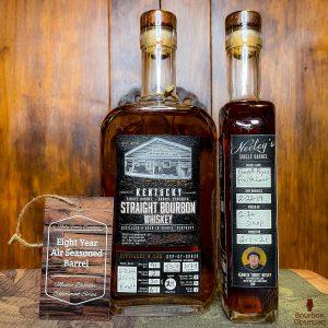 Neeley Family Distillery Bourbon - Eight Year Seasoned Barrel