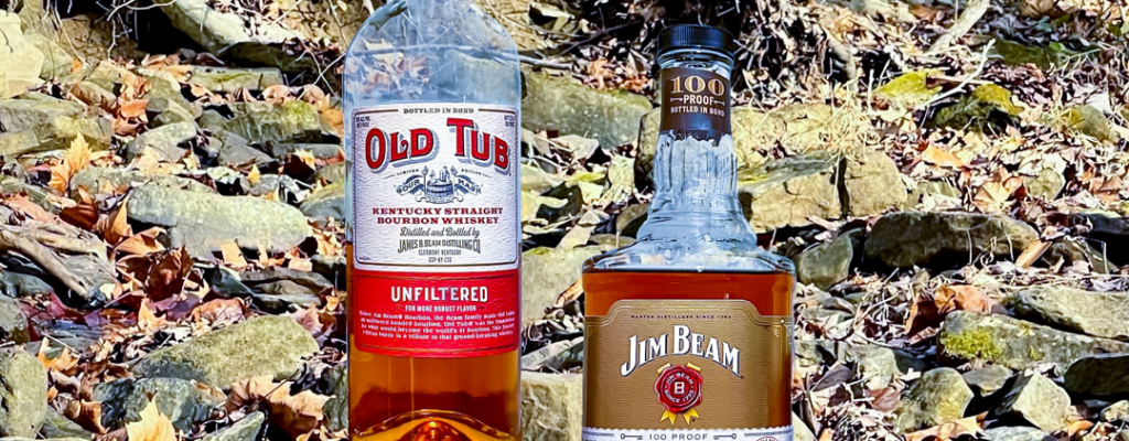 Jim Beam Bonded Bourbon & Old Tub Bourbon Reveiws