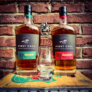 First Call Rye Whiskey by IJW Whiskey Company