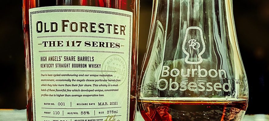 Old Forester The 117 Series Bourbon