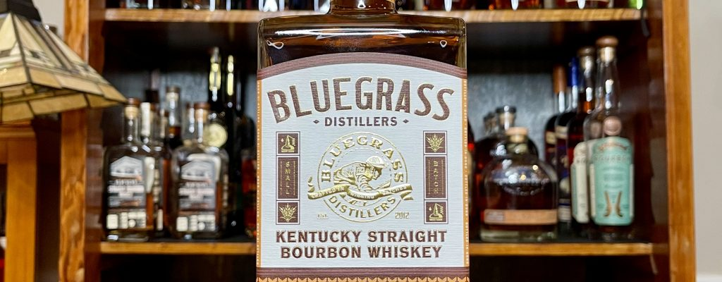 Bluegrass Distillers Bottled-In-Bond Wheated Bourbon