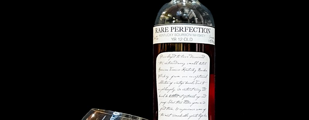Rare Perfection 12 Year Old Bourbon from Preservation Distillery