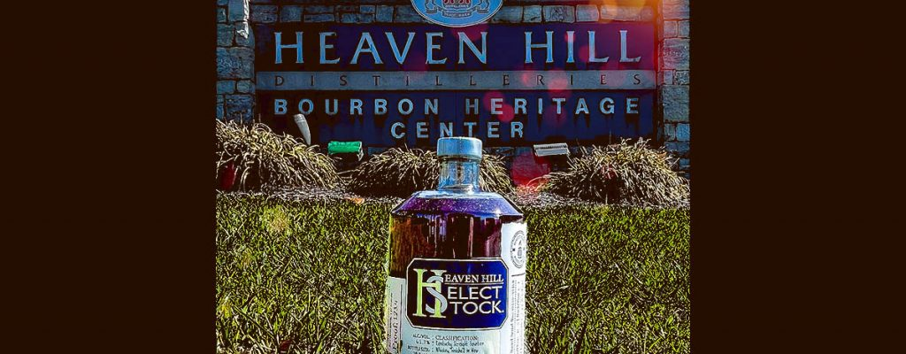 Heaven Hill Select Stock Bourbon Finished in Toasted Barrels (2021 Release)