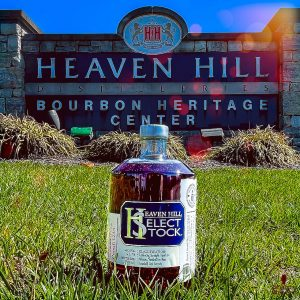 Heaven Hill Select Stock Bourbon Finished in Toasted Barrels - 2021 Release