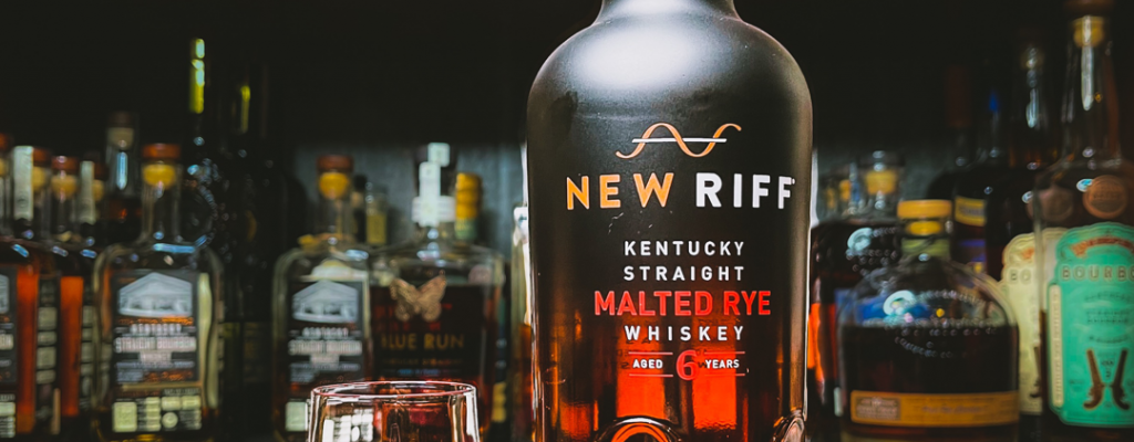 New Riff Malted Rye Aged 6 Years