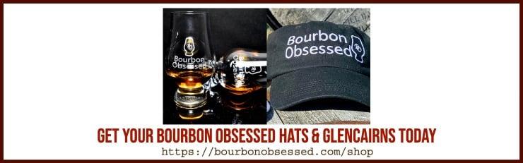 Buy Bourbon Obsessed Hats & Glencairns