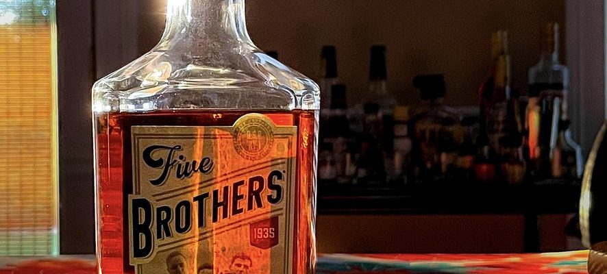 Five Brothers Bourbon Review