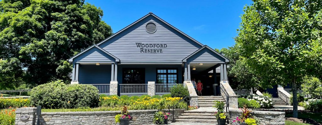 Woodford Reserve Distillery Tour Video