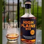 JW Rutledge High Plains Rye Review