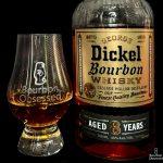George Dickel Bourbon 8 yr review