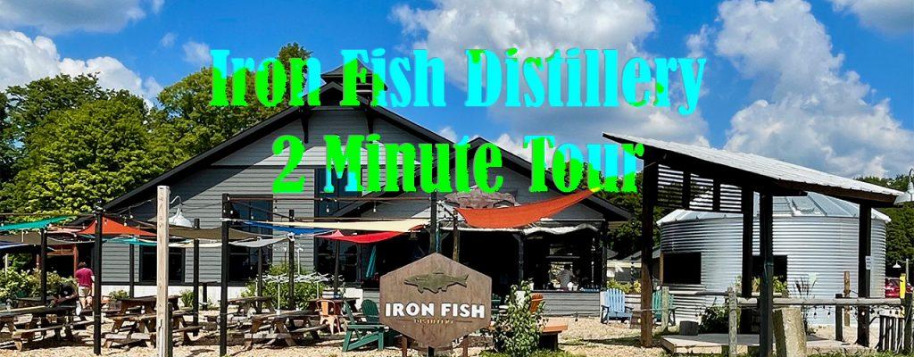 Iron Fish Distillery Tour